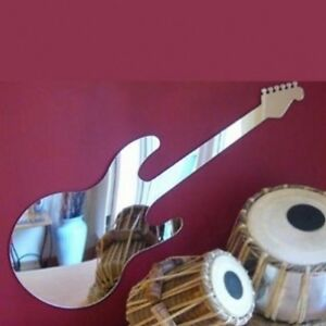 Electric-Guitar-Dean-Style-Acrylic-Mirror-Several-Sizes-Available