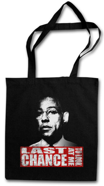 GUSTAVO FRING Shopper Shopping Bag Breaking Los Pollos Bad Hermanos Fun