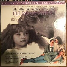 I'll Do Anything / Widescreen  Laserdisc Buy 6 for free shipping