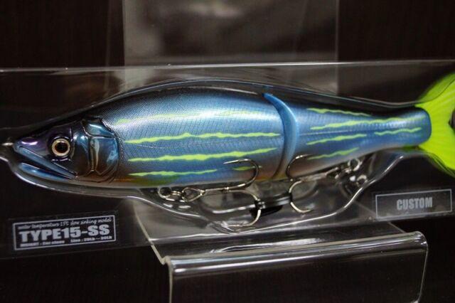 1636 Jackson Iga Jig Spin 7 grams 31mm Sinking Lure KBS