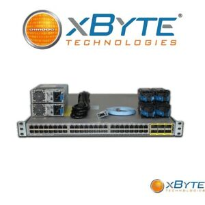 Cisco-Nexus-3172TQ-48P-10GbE-RJ45-6P-QSFP-Switch-N3K-C3172TQ-10GT