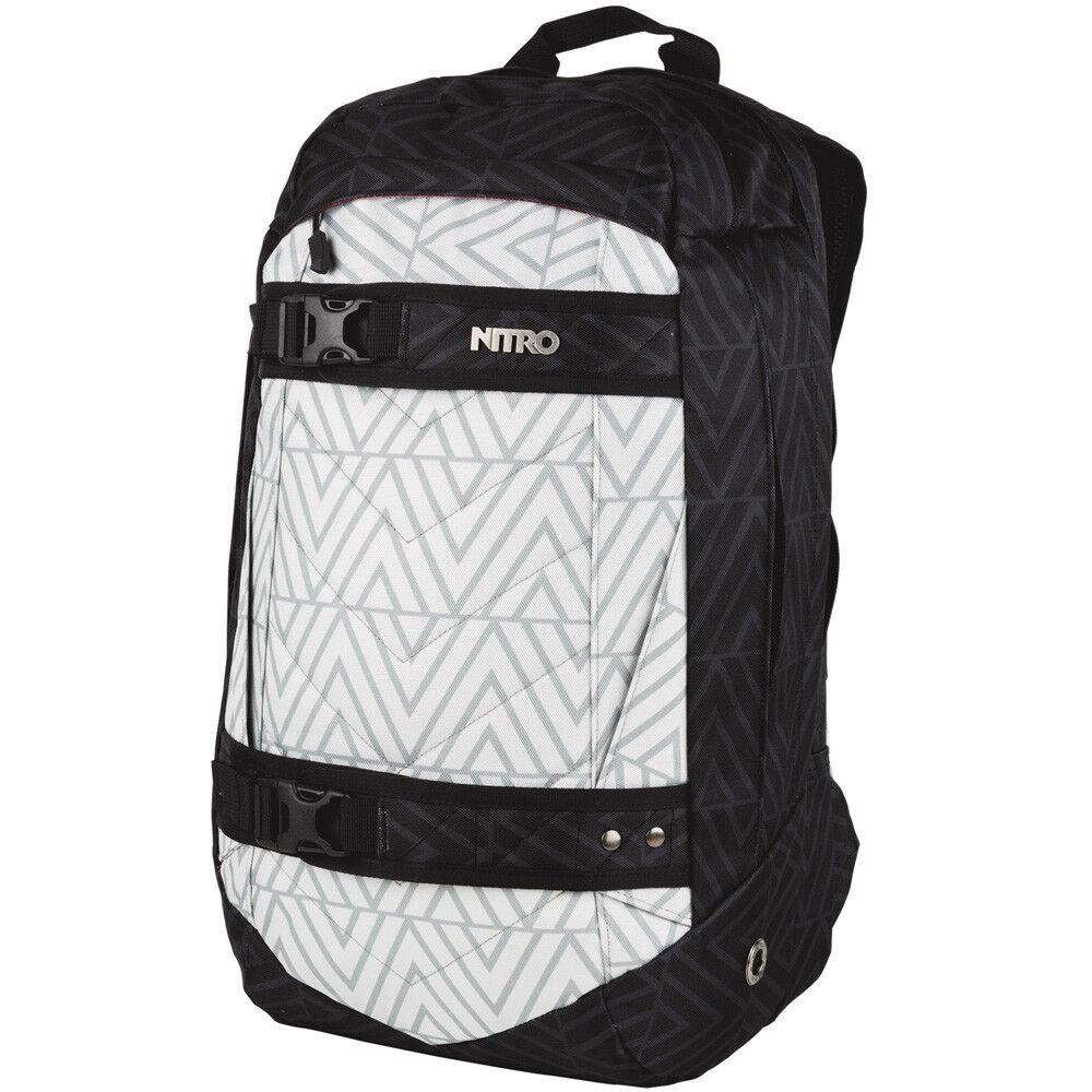 Nitro Aerial Paquet Sac Sac Sac à Dos pour Ordinateur Portable Petit à à de Skate a71006