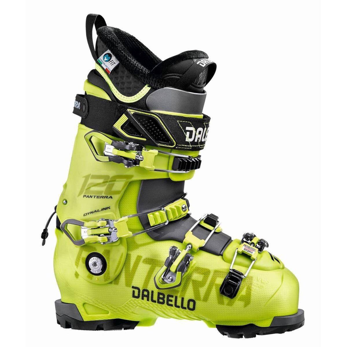 Dalbello Panterra 120 MS Skischuhe gelb