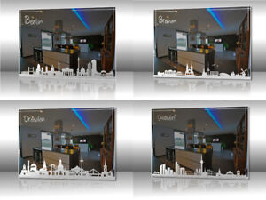 Motif-Mirror-Skyline-Silhouette-Capital-Berlin-Hannover-Stuttgart-Dresden-Uvm