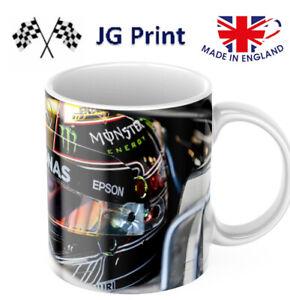 11oz Printed Mugs Formula 1 TEAM MERCEDES