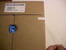 8MM CLEAR FILM LEADER (Standard 8mm, Regular 8mm)  NEW  1000FT ROLL