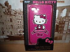 coque pour IPhone 4 et 4S Hello Kitty  NEUVE !