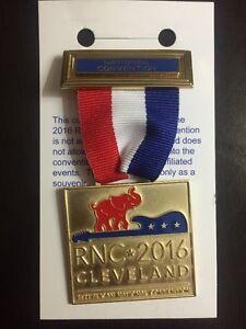 2016-Republican-National-Convention-President-Donald-Trump-DC-Delegtion-Badge