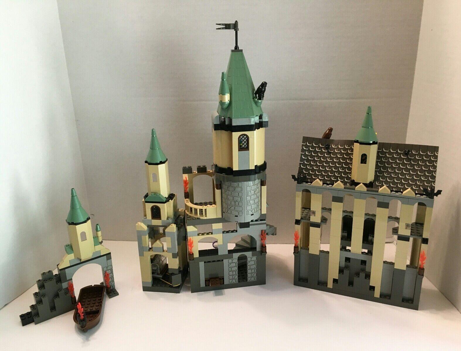 LEGO Harry Potter Hogwarts Castle 2001  4709  100% Complete