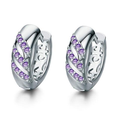 Noble señora creolen criollos klappcreolen circonita cristales autiga ®