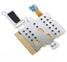 Modulo LETTORE SIM CARD SCHEDA per SAMSUNG GALAXY NOTE 10.1 N8000 FLAT FLEX SLOT