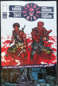 IMAGE-COMICS-SKYBOUND-DIE-DIE-DIE-1-ROBERT-KIRKMAN-ASSORTED-SPEECH-BUBBLES