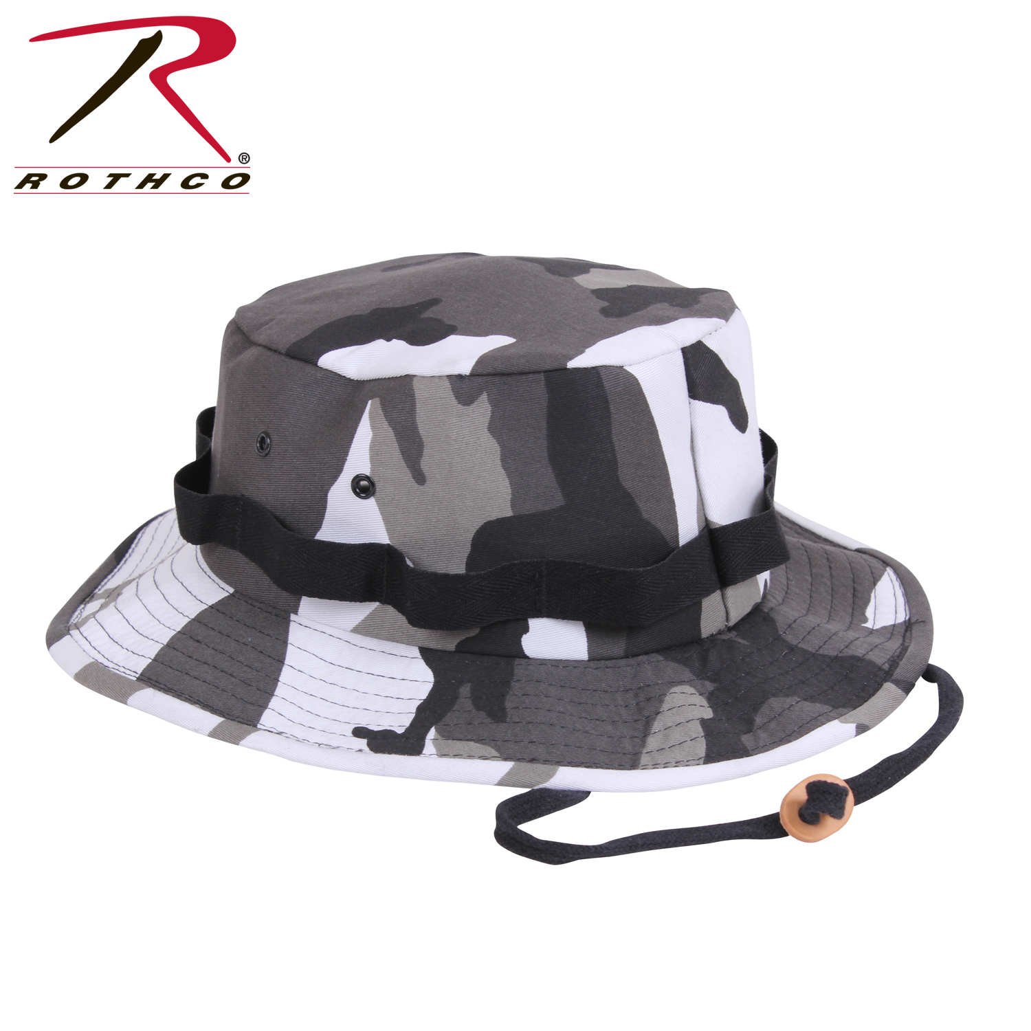 Ultra Violet Camo Jungle Hat Sun Booniehat Hat Wide Brim Summer Rothco 5474