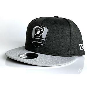 New Era Men s Oakland Raiders Snapback Cap - Dark Grey   Light Grey ... a934af5d7b