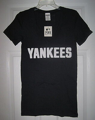 sale retailer 61177 ac28b NWT VICTORIA'S SECRET NEW YORK YANKEES SEQUIN BLING 3 ...