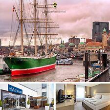 4 Tage Städtereise Hamburg Novum Select Hotel Kurzurlaub Kurzreise Sightseeing