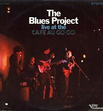 "BLUES PROJECT ""LIVE AT THE CAFE A GO GO"" ORIG US 1966"