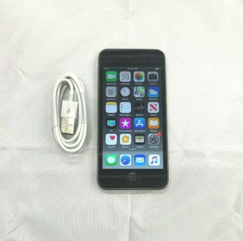 32GB Apple iPod touch 6th Generation Space Gray #8255