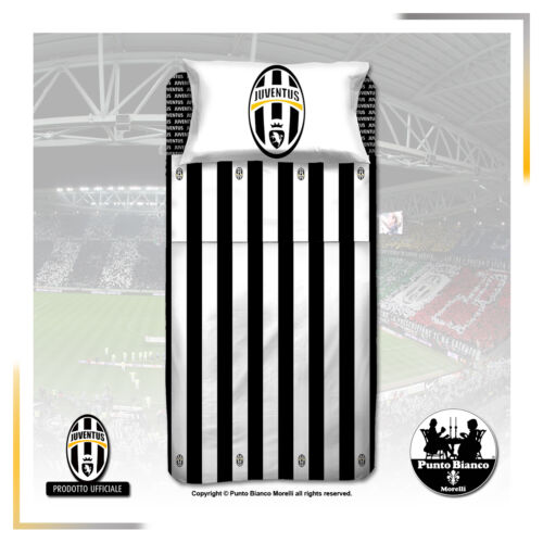 JUVENTUS F.C.Completo lenzuola - Full bedsheets