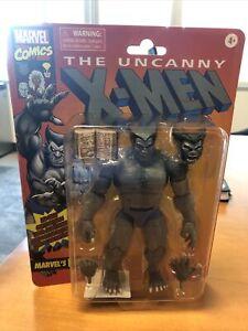Marvel Legends Retro Uncanny X-Men Beast- NM