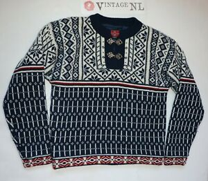 Norweger-Pullover-ASGARD-CA-Gr-50-M-wolle-MIT-WINDSTOPPER-NOTE-GUT