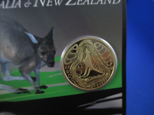 Coin Set. $1 Two 2005 Living Icons of Australia /& New Zealand