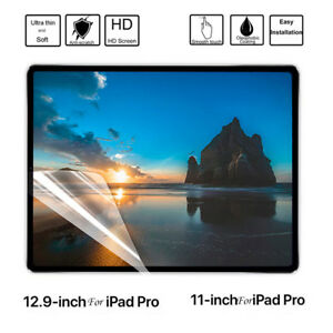 Ultra-Thin-Soft-Film-Screen-Protector-Film-For-Apple-iPad-Pro-11-Inch-12-9-Inch
