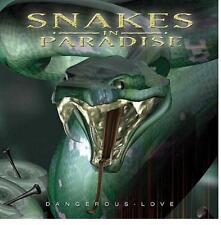 Snakes In Paradise – Dangerous Love - MTM Music – SPV GmbH - CD (2002)