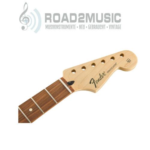 Fender Standard Series Stratocaster Neck 21 Med Jumbo Ferro Mexico 0994603921