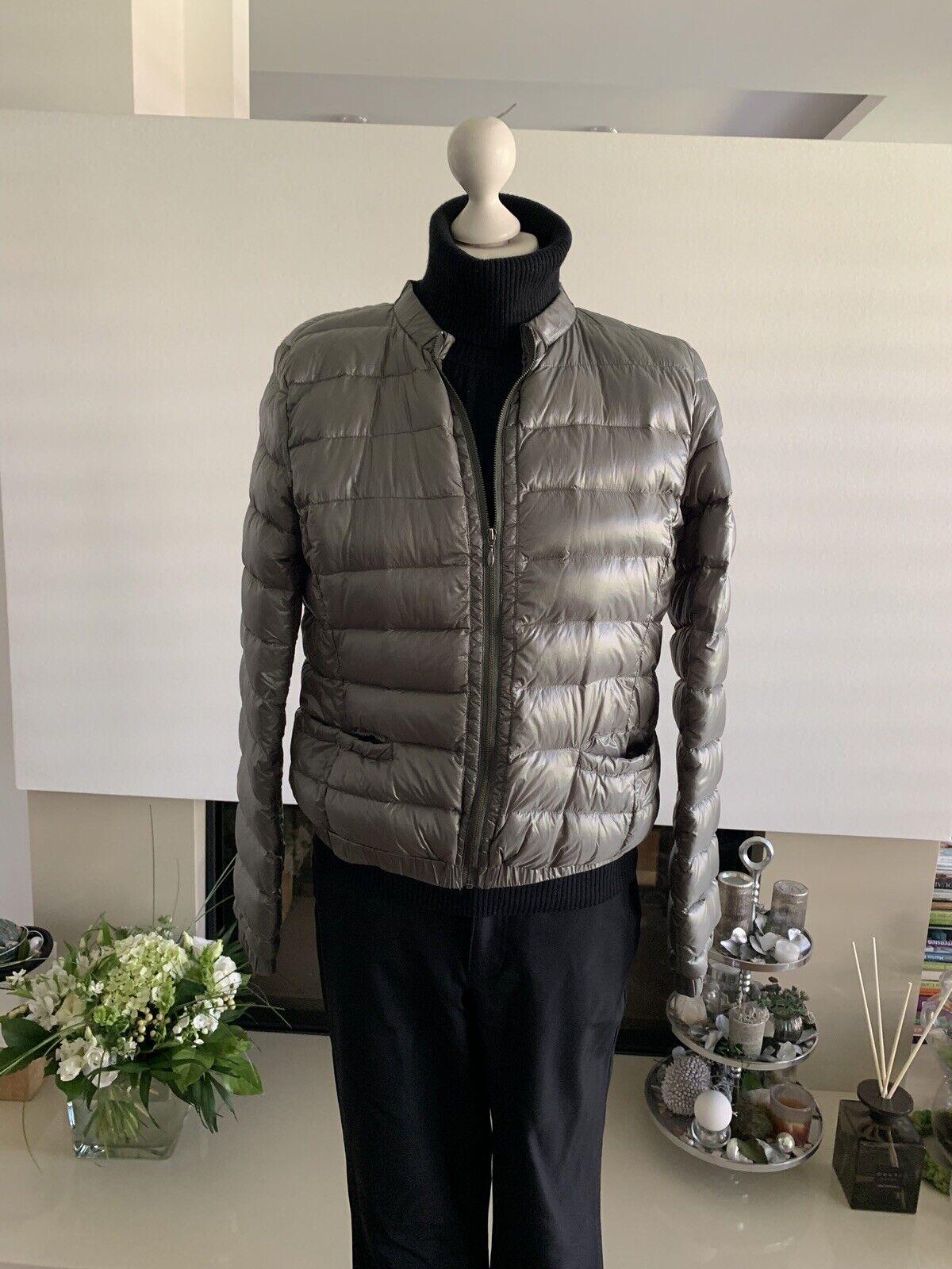6477bebeb41dc9 JULIE BRANDT Sommerdaunen Jacke Damen Gr. 40 Jacke DE Oliv nouqea5236-neue  Kleidung