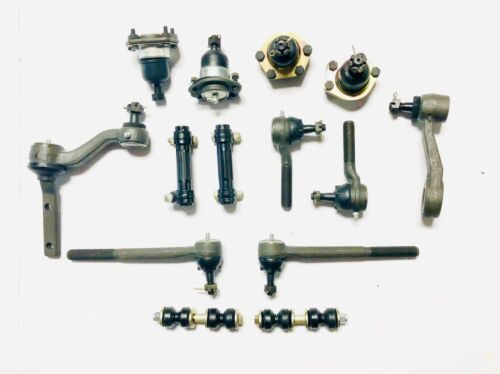 14 pc Complete Front Suspension Kit for Chevrolet GMC Jimmy//Blazer//S10-4x4