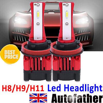 A-Partrix H8 H9 H11 LED Headlight Bulb M2 6000K 36W 8000 Lumens ...
