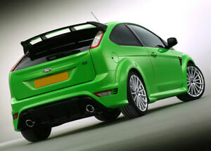 Details About Ford Focus Mk2 Rs Look Spoiler