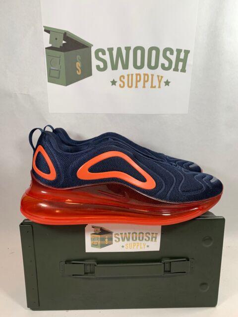 Nike Reax Lightspeed Orange Blue Shoes Mens Size 14 M For Sale