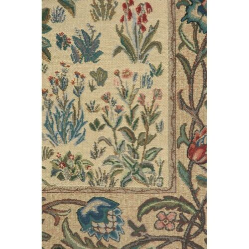 The Tree of Life Beige Tapestry Wall Hanging