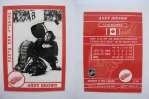 2015-SCA-Andy-Brown-rare-Detroit-Red-Wings-goalie-never-issued-produced-d-10