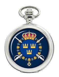 Livgardets-dragoner-Swedish-Dragoons-Pocket-Watch