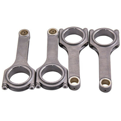 Forged Connecting Rod Rods for Honda Civic CRX D16 D16A D16Y7 D16Y8 D16Z6 ZC
