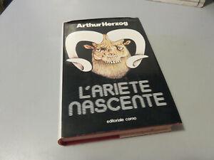 L-039-Ariete-Naciente-Arthur-Herzog-1-Edicion-1981-Editorial-Cuerno