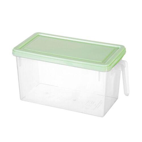 Refrigerator Storage Box Food Container Kitchen Fridge Organizer Bins QeOOd