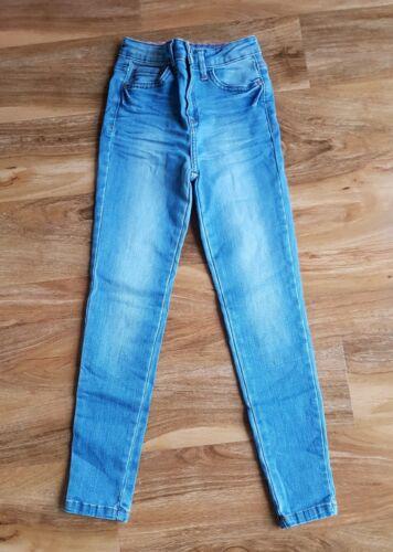 Mini Boden GIRLS Superstretch Skinny Jeans Light Vintage G0305 BRAND NEW