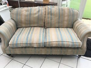 Details about laura ashley two seater sofas