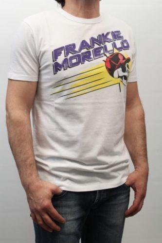 13 Bianco Uomo m Mis Soccer shirt Pp fs07 Frankie T Mujskaia Morello 6321 4ZaUq