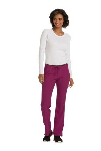 HeartSoul Scrubs Women/'s 20110 Heart Breaker Low Rise Drawstring Pant