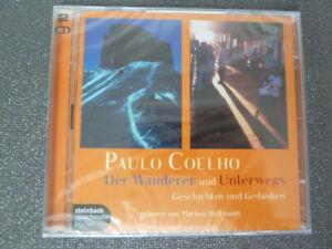 2 Cd Der Wanderer Und Unterwegs Geschichten Und Gedanken Paulo Coelho Ovp Ebay