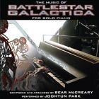 The Music of Battlestar Galactica for Solo Piano by Joohyun Park (CD, Sep-2015, 2 Discs, BSX)