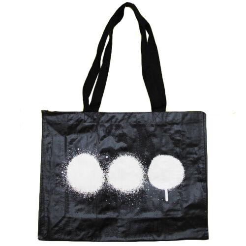 OFFICIAL Swedish House Mafia Logo Tote Bag 3 Dots Black SHM Ibiza Shoulder