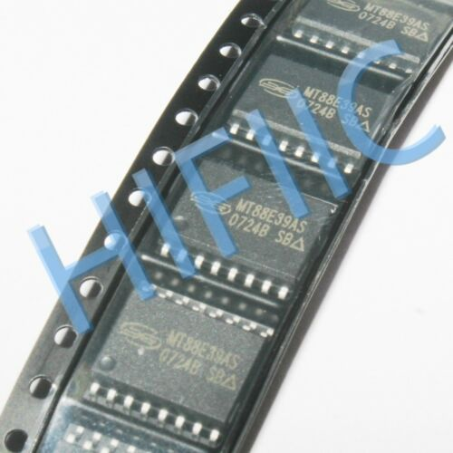 MT88E39AS MT88E39 CMOS Calling Number Identification Circuit SOP16