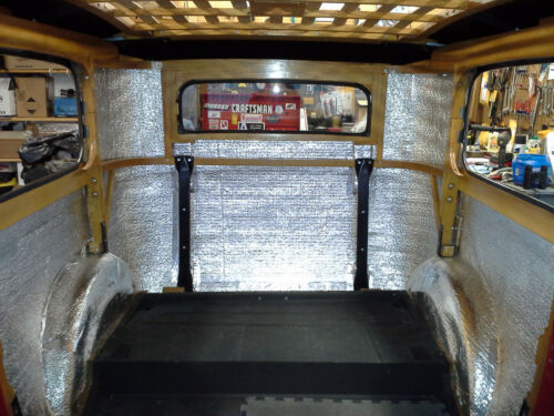 Block Automotive Heat /& Sound Car Insulation 176 Sqft Thermal Sound Deadener