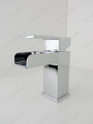 WATERFALL BATHROOM BASIN MIXER TAP /& WASTE